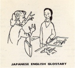Japanese English Glossary